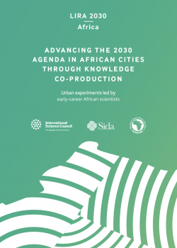 Advancing the 2030 Agenda in African cities through knowledge co-production